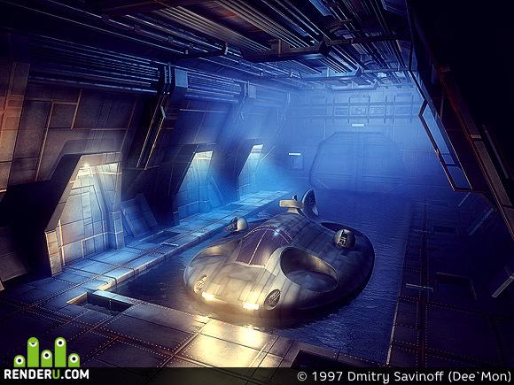 preview Hovercraft