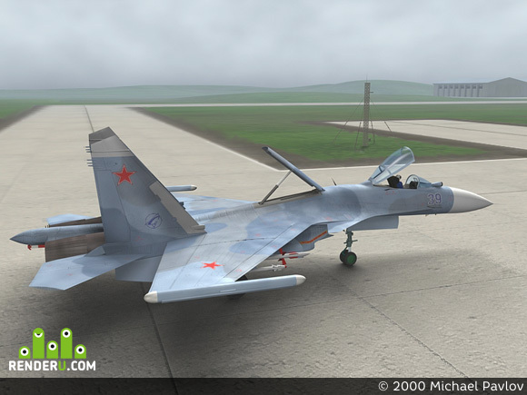 preview Su-33