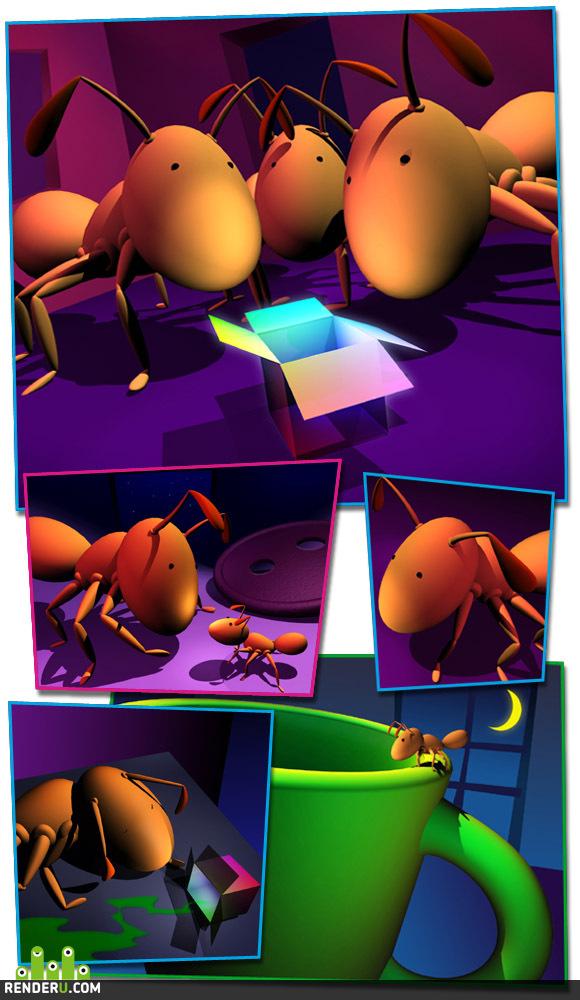 preview Ловушка для муравьев