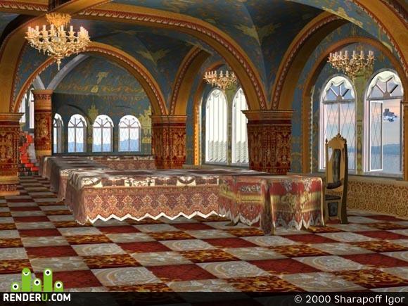preview Царская палата