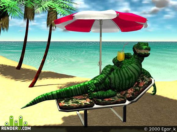 preview крокодил
