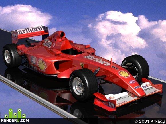 preview Ferrari Mikaelya SHumahera