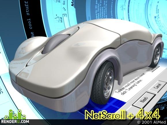 preview NetScroll 4x4