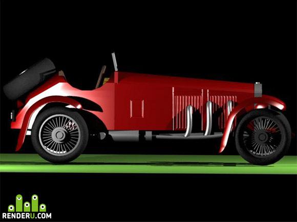 preview Daimler 1932