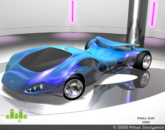 preview B-Car