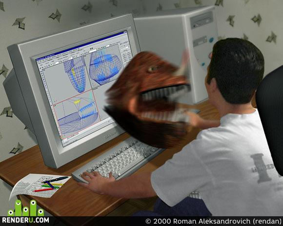 preview crazy 3D creator