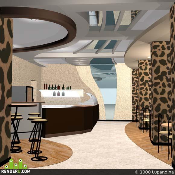 preview interer kafe