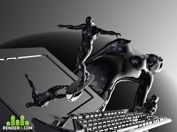 preview 3D Галлюцинация