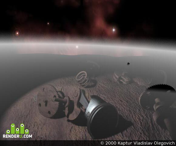 preview Zemlya 3001