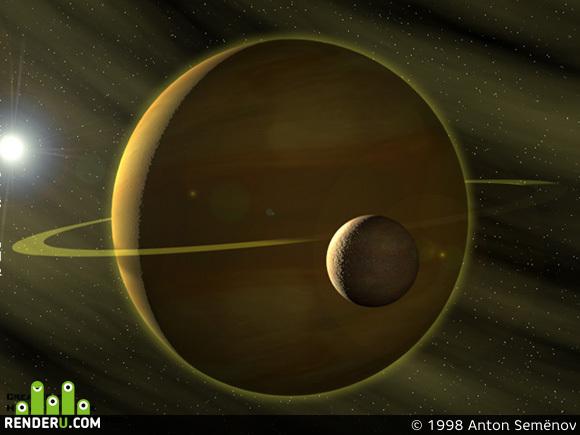 preview Чужая планета