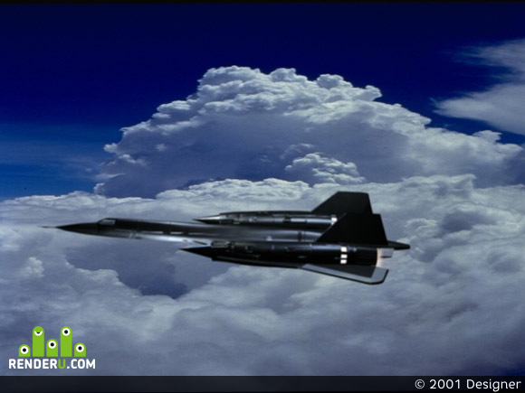 preview SR-71 BLACK BIRD