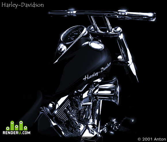 preview Harley-Davidson