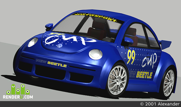 preview VW NEW BEETLE RSI
