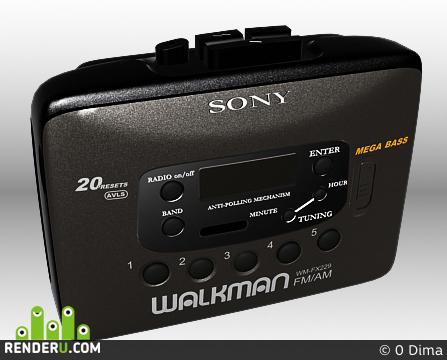 preview Sony Walkman