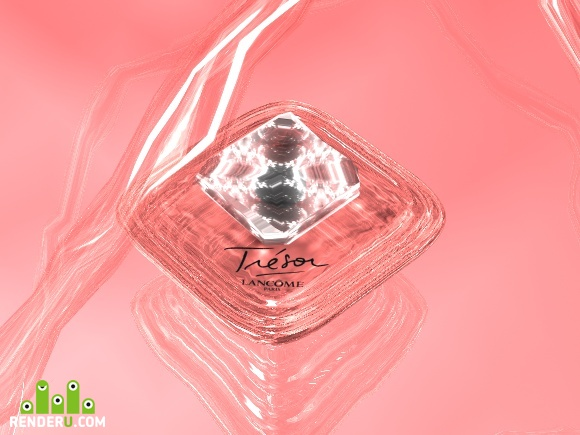 preview Reklama parfyumernogo magazina