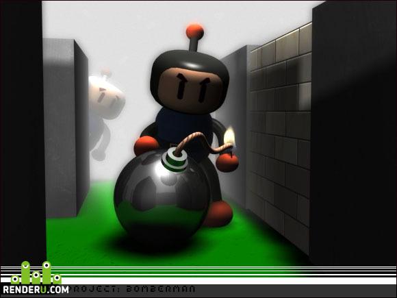 preview Bomberman