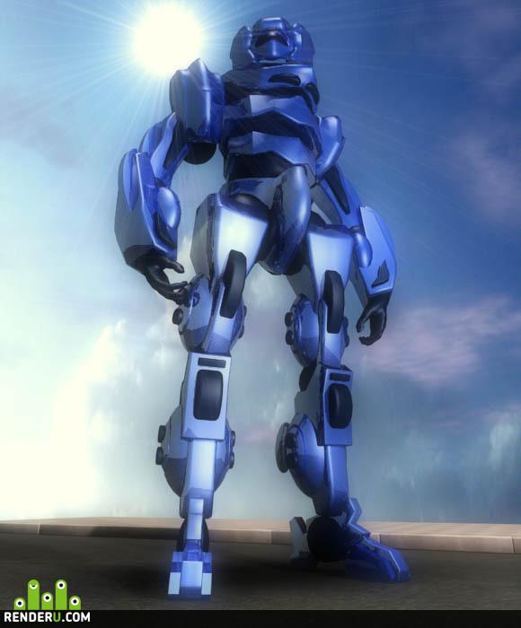 preview Big robot