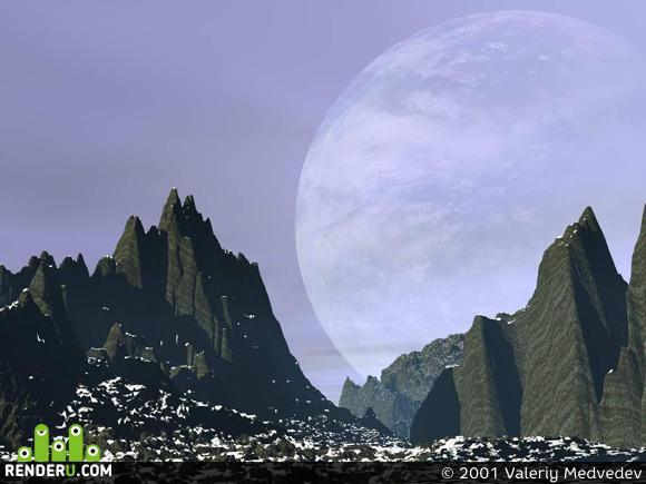preview Иная луна