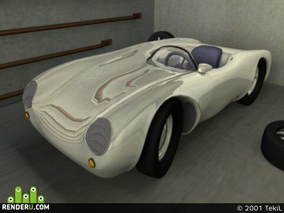 preview Porsche 550 Spyder 1958