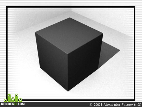 preview Черный куб InQ'a