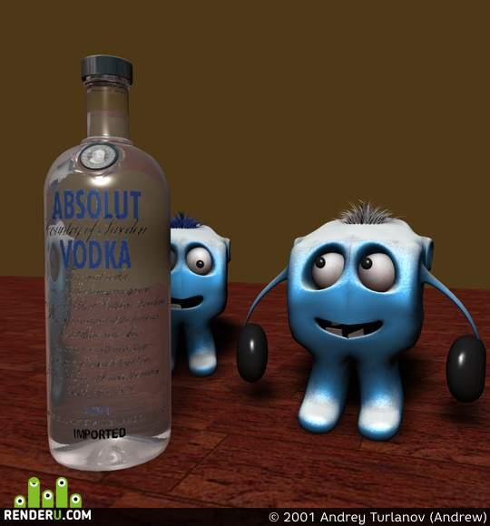preview Пьяные колобки