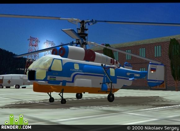 preview Vertolёt Ka-32S