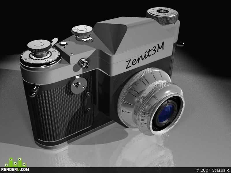 preview Zenit 3 M (Часть 2-я)