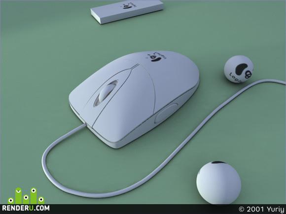 preview Mouse Logitech