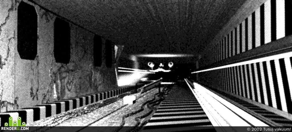 preview Завтрашний день подземки Детройта.