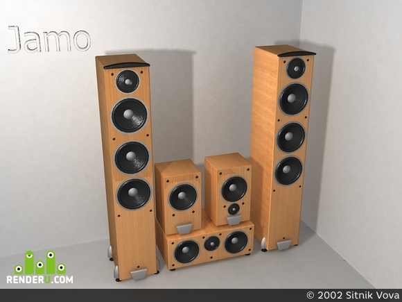 preview Jamo Sound System