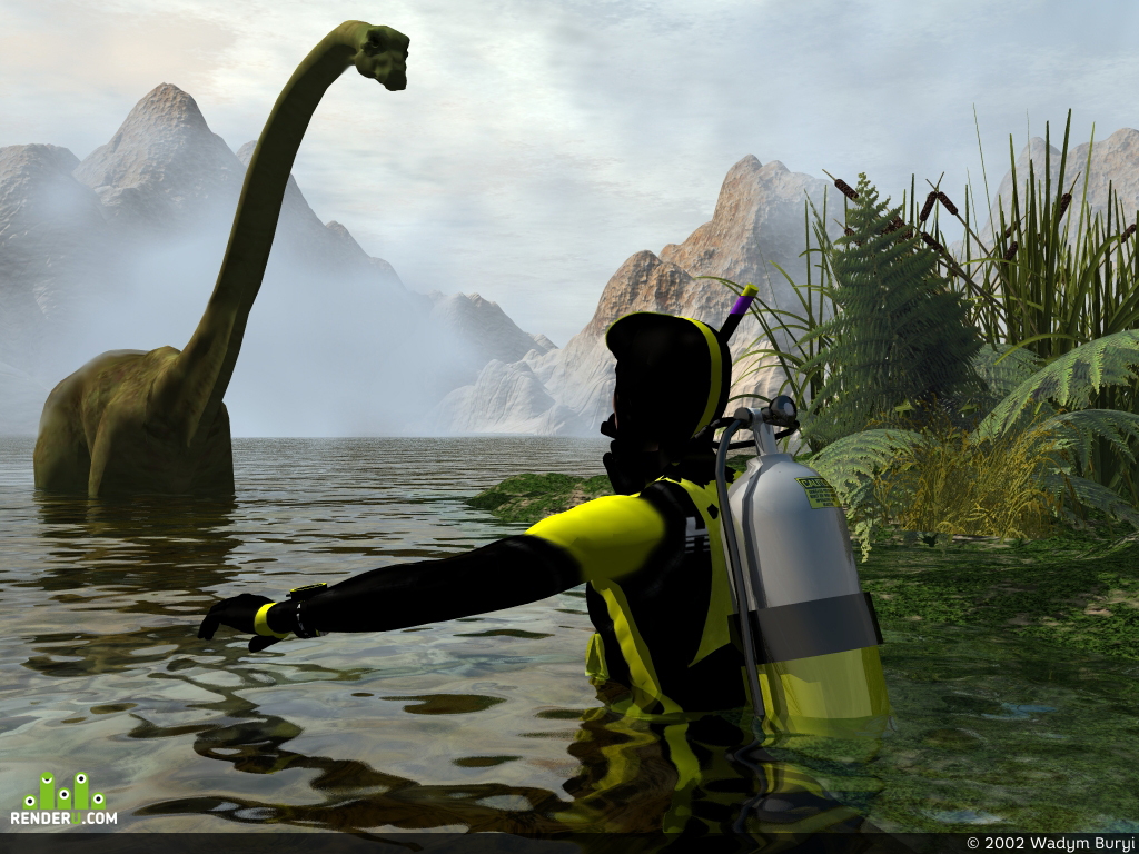 preview Lost world