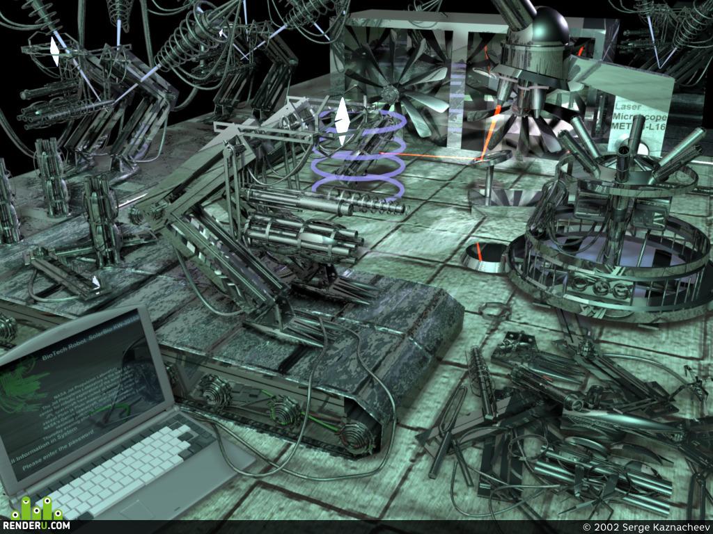 preview Производство роботов будущего