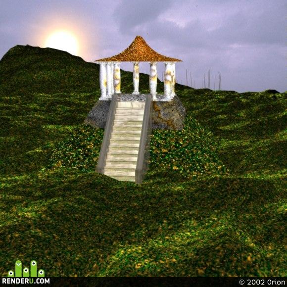 preview Храм бога  денег