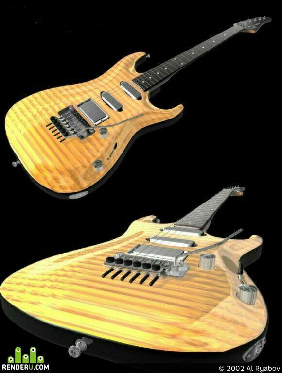 preview Pensa-Suhr guitar