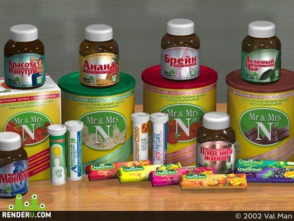 preview Брэндовые продукты холдинга Натур Продукт