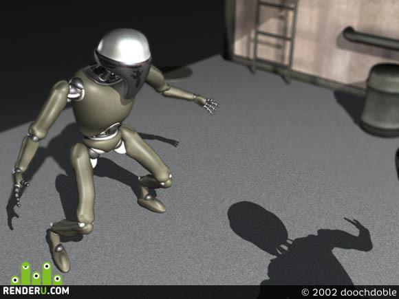 preview Еще один робот
