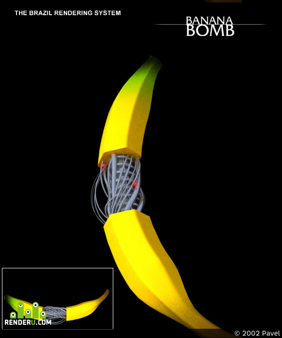 preview *BANANA bomb*