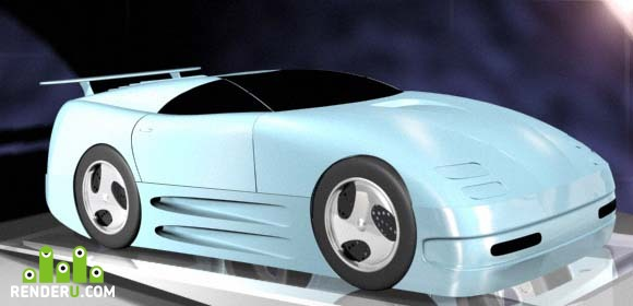 preview Sport car