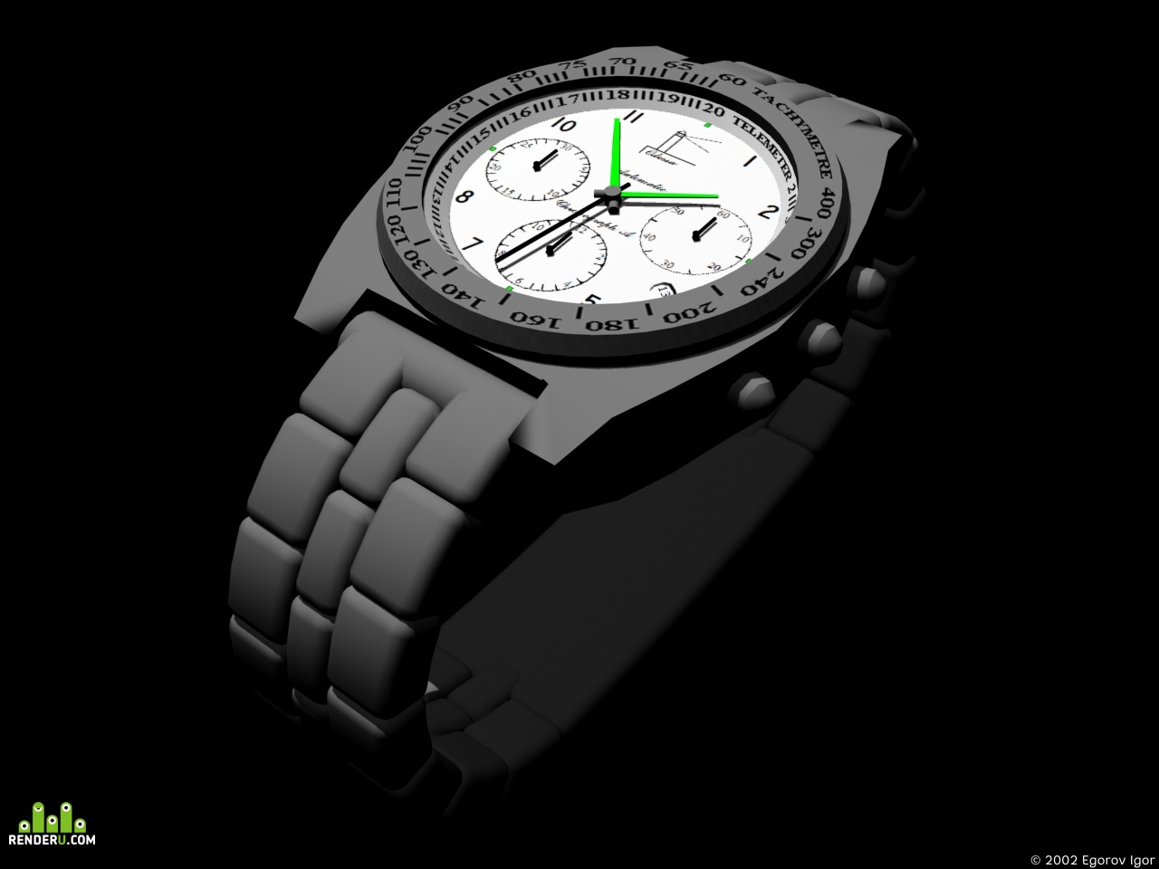 preview Chronograph A