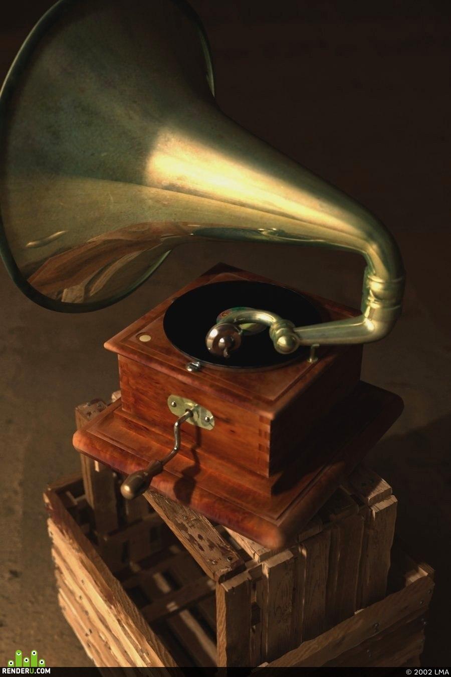 preview Gramofon