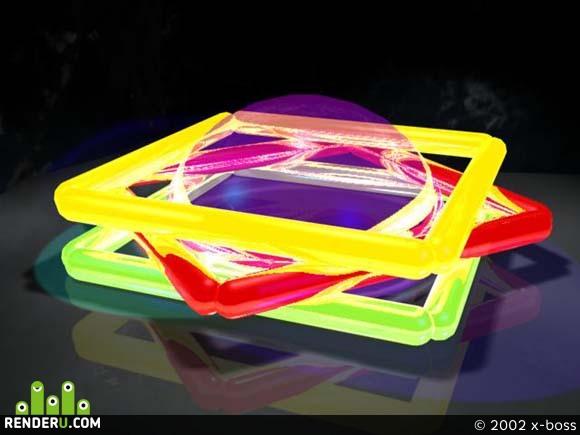 preview Игра цвета и света