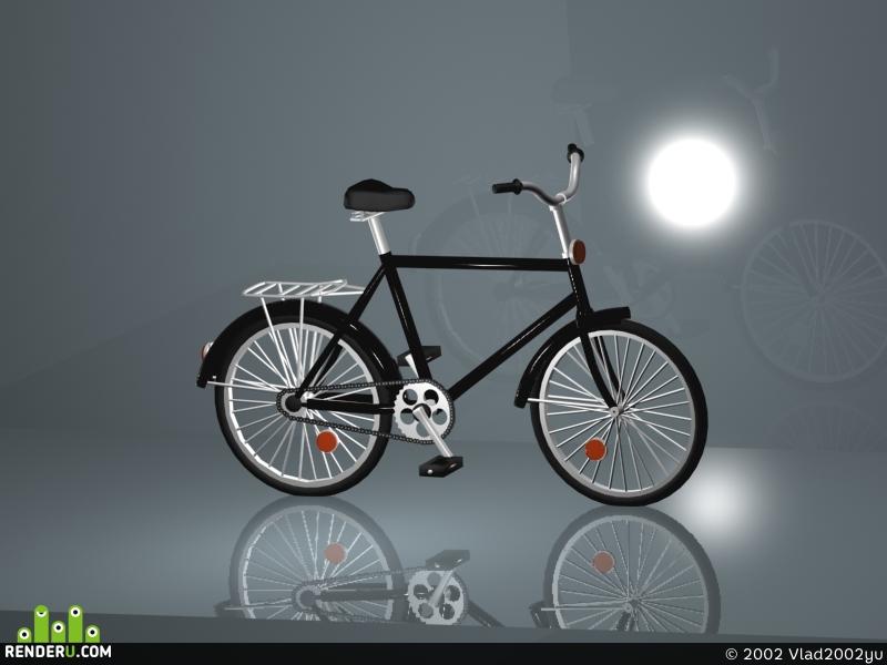 preview Велосипед