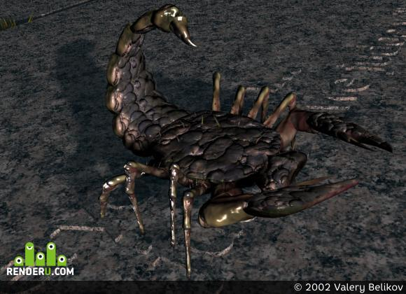 preview CHernyiy skorpion