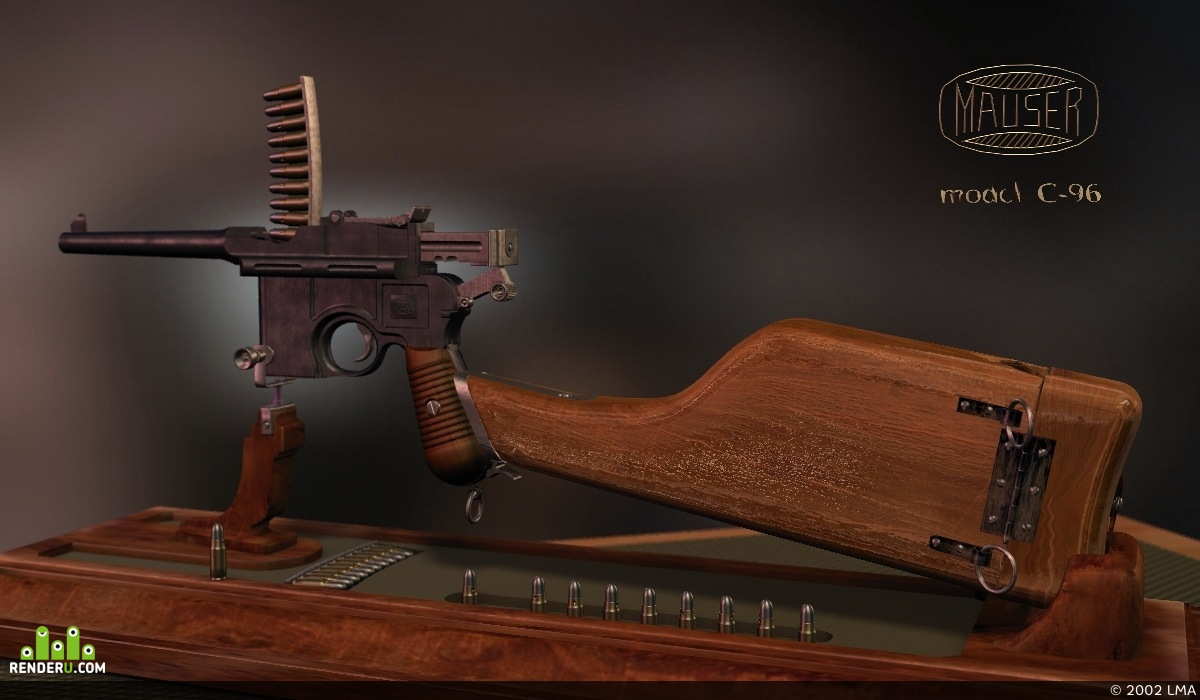 preview Mauser C-96