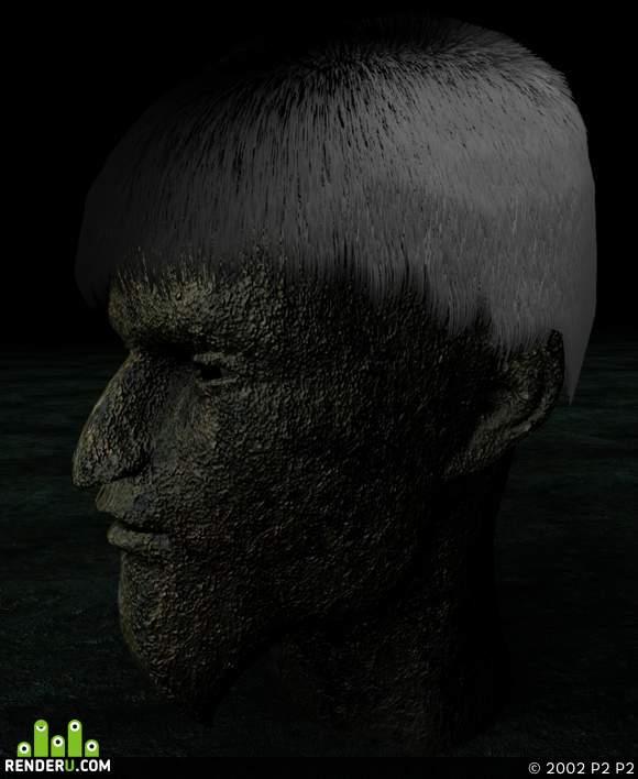 preview Голова