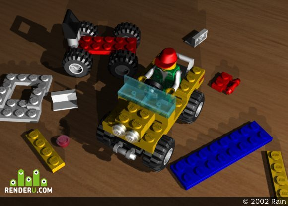 preview Lego Land