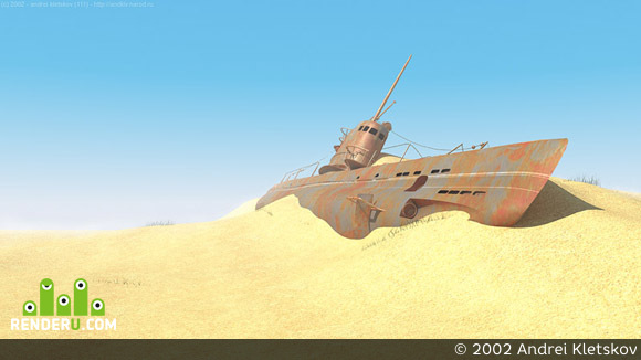 preview desert submarine