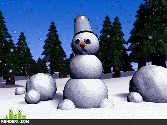 preview Snowman2003