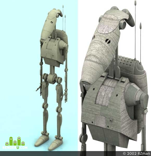 preview Battle Droid