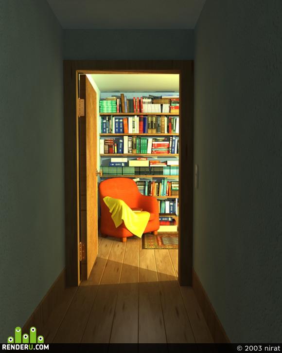 preview Светлая комната